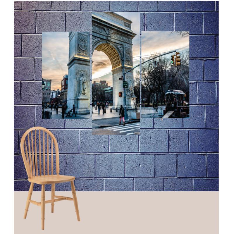 Wall Frames 3 Pieces Set Canvas – Digitally Printed Wall Canvas TJ-198