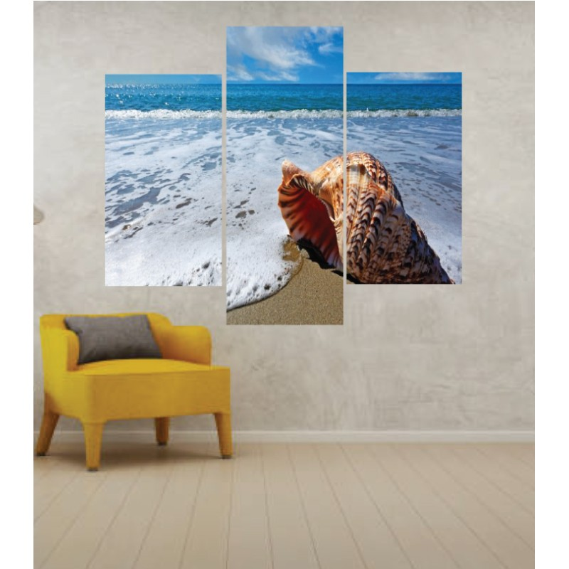 Wall Frames 3 Pieces Set Canvas – Digitally Printed Wall Canvas TJ-204
