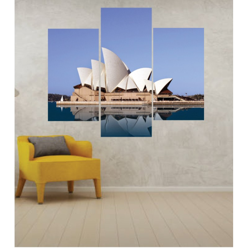 Wall Frames 3 Pieces Set Canvas – Digitally Printed Wall Canvas TJ-232