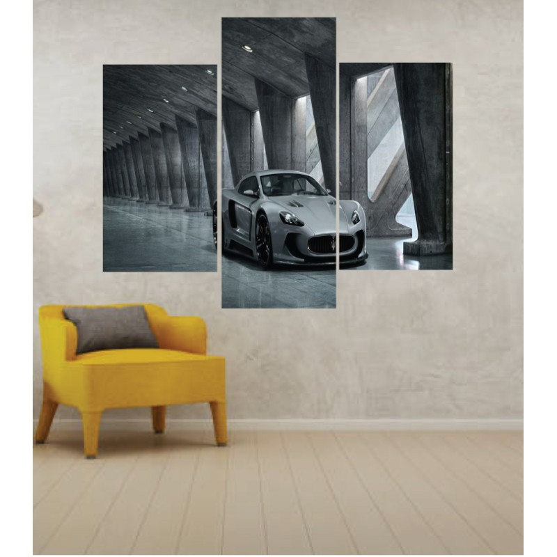 Wall Frames 3 Pieces Set Canvas – Digitally Printed Wall Canvas TJ-240