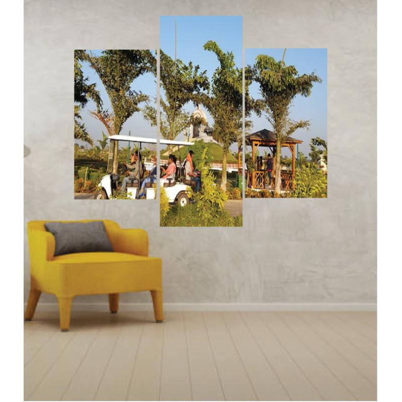 Wall Frames 3 Pieces Set Canvas – Digitally Printed Wall Canvas TJ-261
