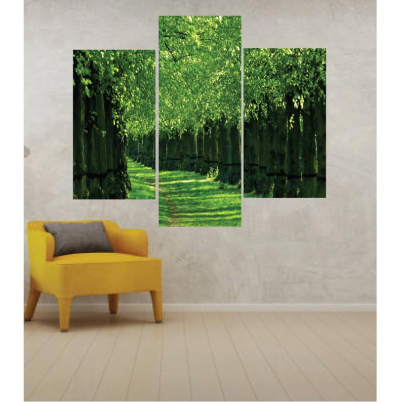 Wall Frames 3 Pieces Set Canvas – Digitally Printed Wall Canvas TJ-263