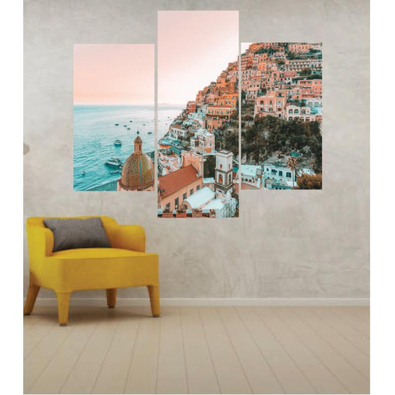 Wall Frames 3 Pieces Set Canvas – Digitally Printed Wall Canvas TJ-272