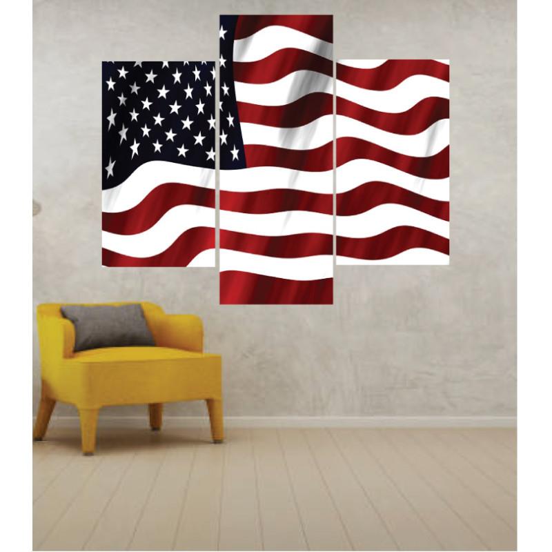 Wall Frames 3 Pieces Set Canvas – Digitally Printed Wall Canvas TJ-277