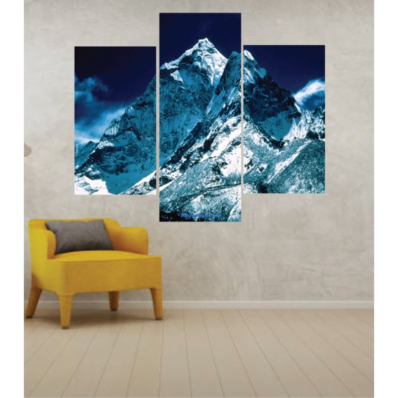Wall Frames 3 Pieces Set Canvas – Digitally Printed Wall Canvas TJ-33