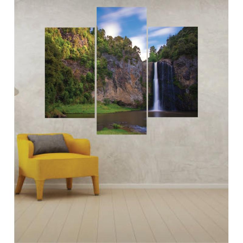 Wall Frames 3 Pieces Set Canvas – Digitally Printed Wall Canvas TJ-47