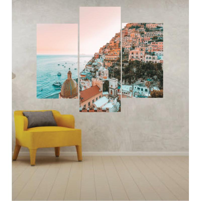 Wall Frames 3 Pieces Set Canvas – Digitally Printed Wall Canvas TJ-60