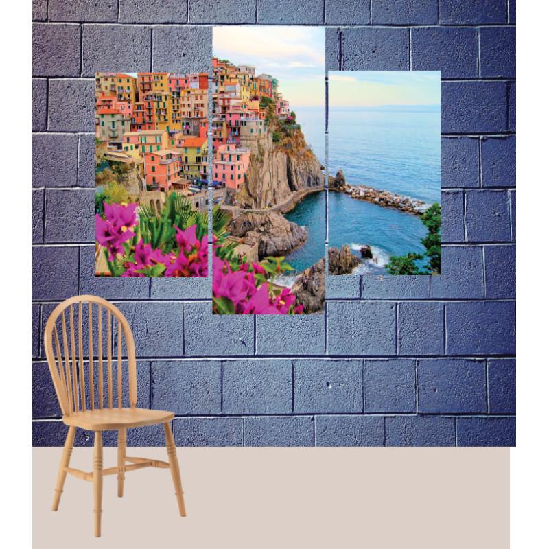 Wall Frames 3 Pieces Set Canvas – Digitally Printed Wall Canvas TJ-62