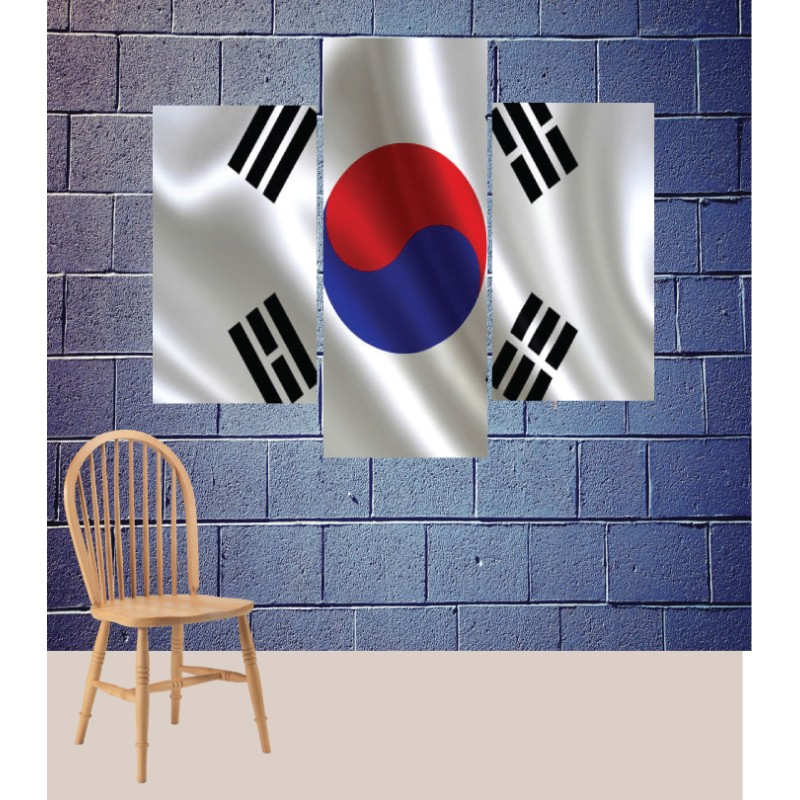 Wall Frames 3 Pieces Set Canvas – Digitally Printed Wall Canvas TJ-72