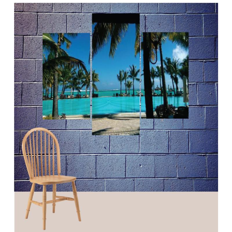 Wall Frames 3 Pieces Set Canvas – Digitally Printed Wall Canvas TJ-79