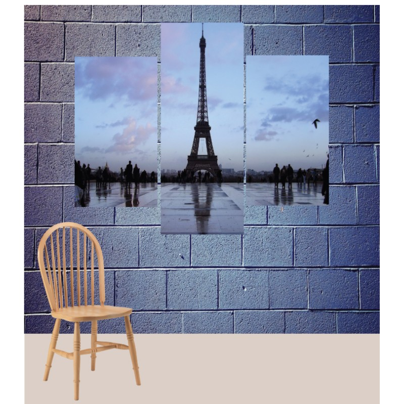 Wall Frames 3 Pieces Set Canvas – Digitally Printed Wall Canvas TJ-84