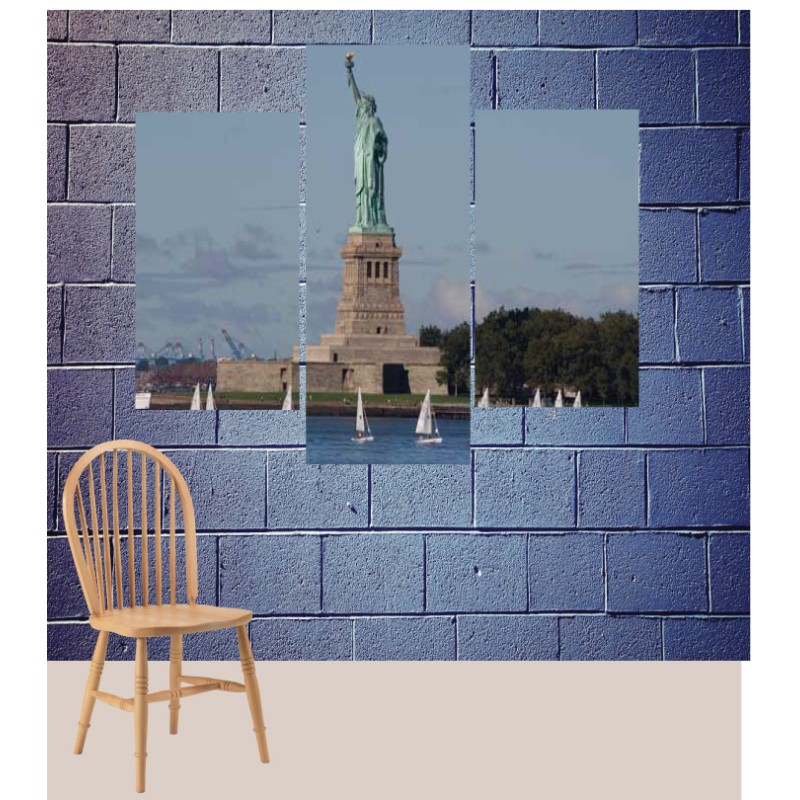 Wall Frames 3 Pieces Set Canvas – Digitally Printed Wall Canvas TJ-85