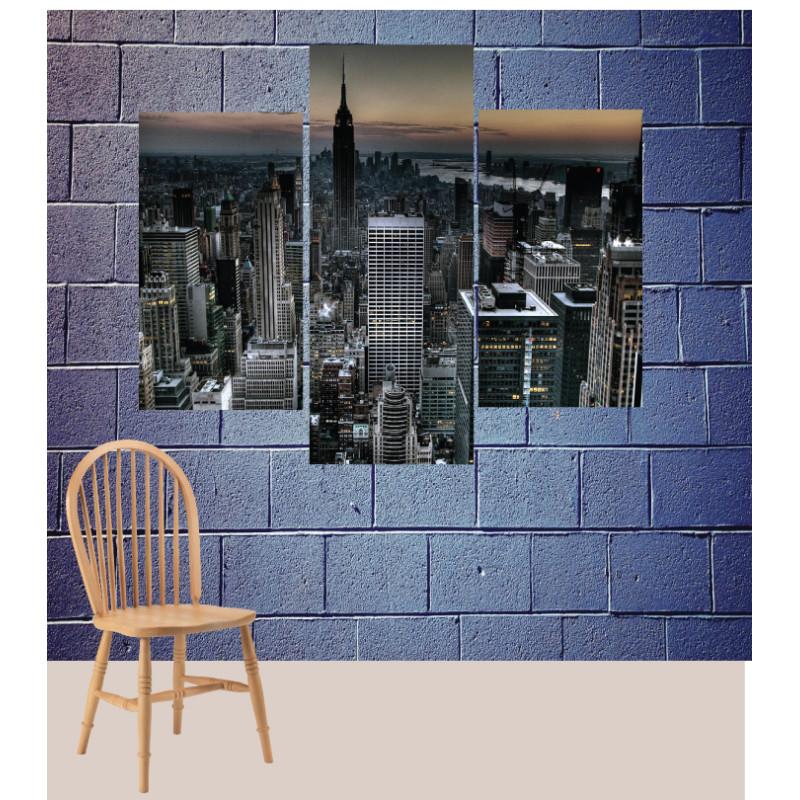 Wall Frames 3 Pieces Set Canvas – Digitally Printed Wall Canvas TJ-86
