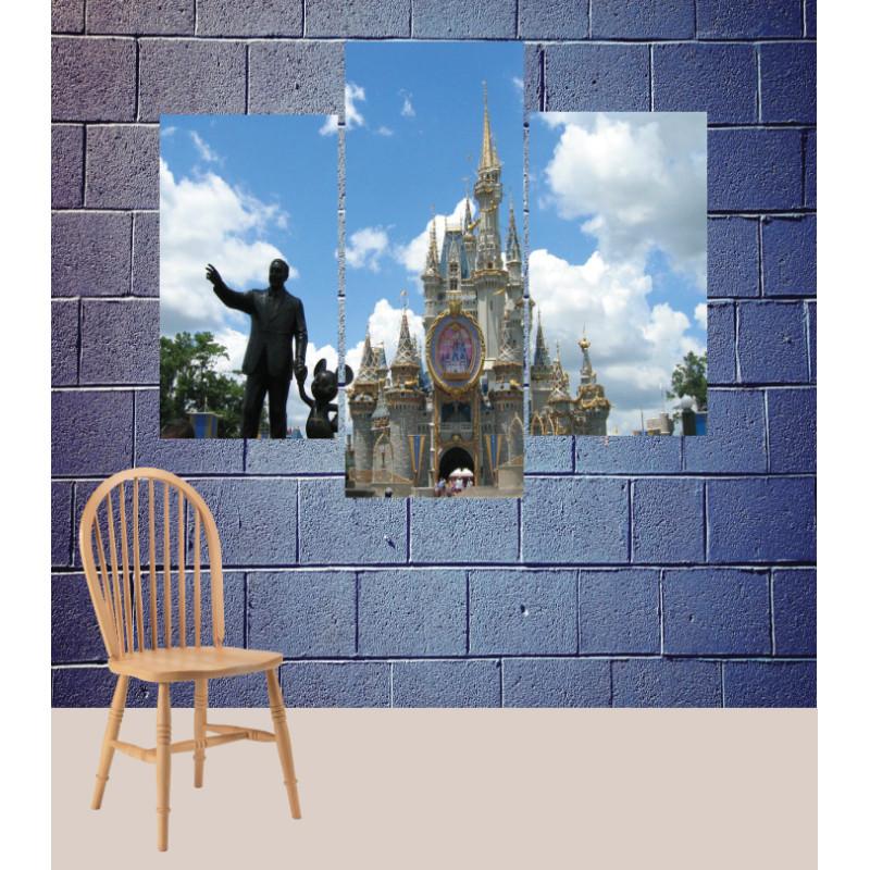 Wall Frames 3 Pieces Set Canvas – Digitally Printed Wall Canvas TJ-90
