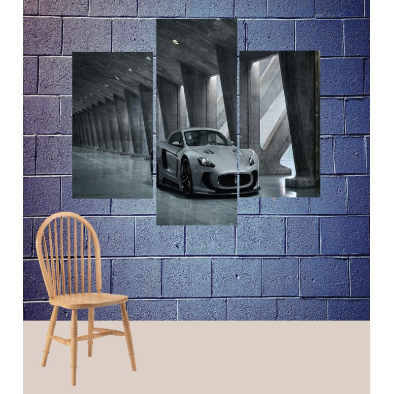 Wall Frames 3 Pieces Set Canvas – Digitally Printed Wall Canvas TJ-91
