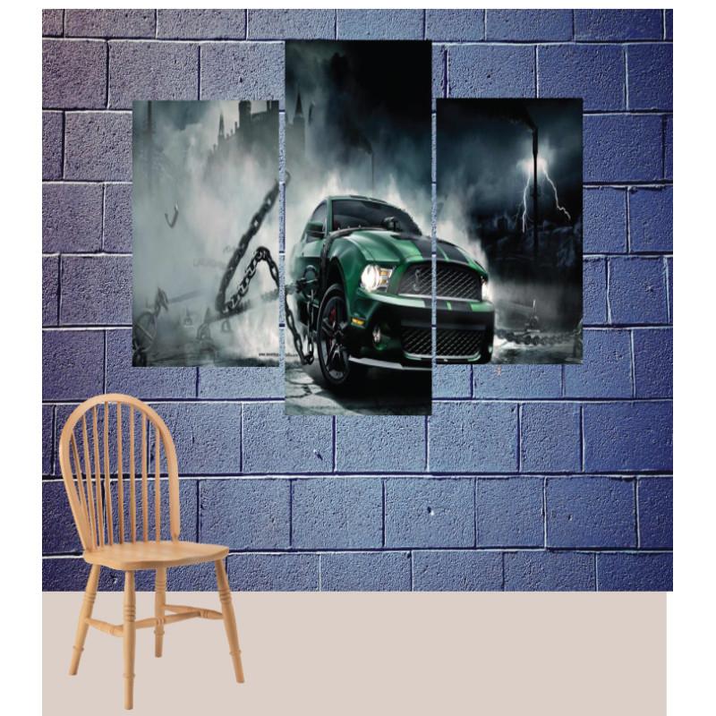 Wall Frames 3 Pieces Set Canvas – Digitally Printed Wall Canvas TJ-92